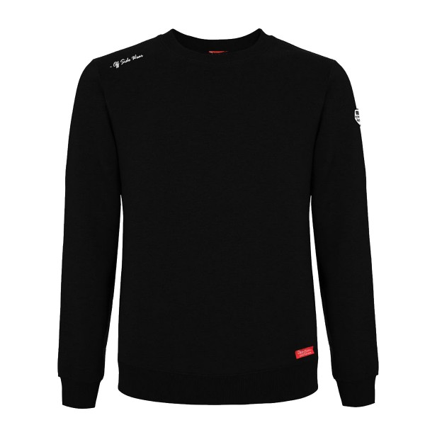 Cage .. Sweater Regular Fit Black