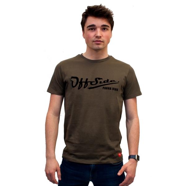 Panna King .. T-Shirt Regular fit Army
