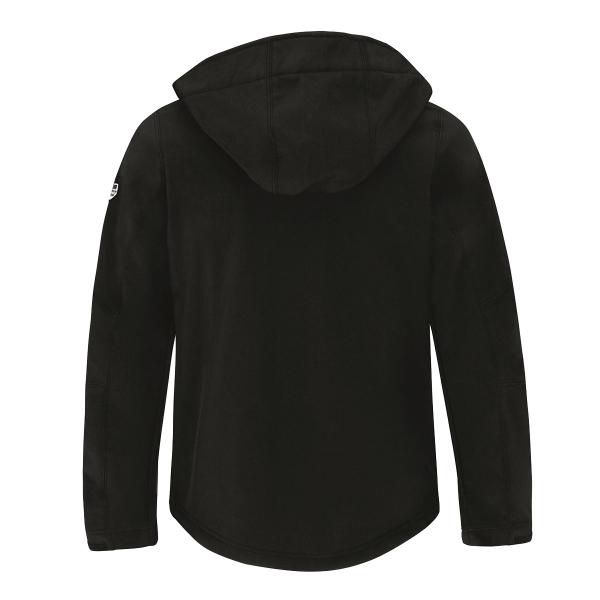Breeze .. Jacket Soft Shell Black