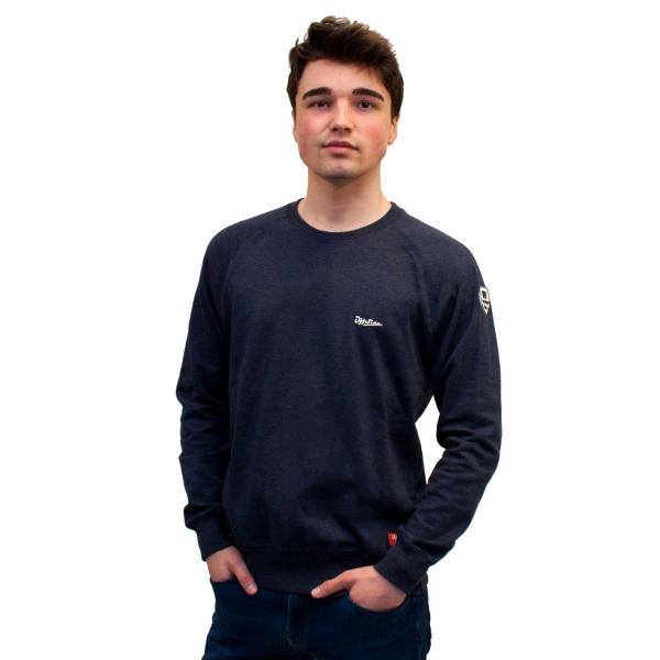 Allround .. Sweater Slim Fit Blue Sand
