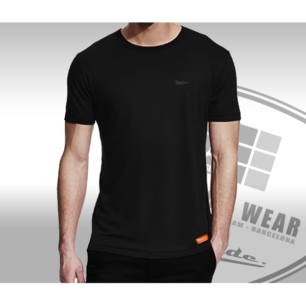 Bamboo .. T-Shirt Regular fit Black
